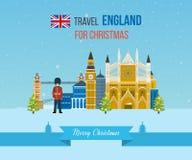 London, United Kingdom icons  travel concept Stock Photos