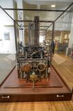 London, United Kingdom, June 2018. Babbage`s machine stock images
