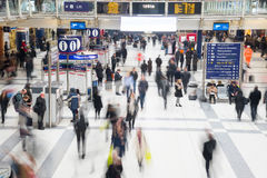 London, United Kingdom OCTOBER 30, 2014 , Liverpool Street Station Stock Photography