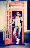 London vacation Stock Photos