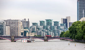 London Vauxhall Royalty Free Stock Image