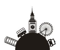 London vector Stock Images