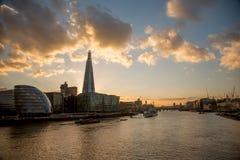 London Vereinigtes Königreich Stockfotografie
