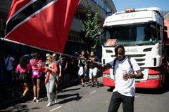 London, Vereinigtes Königreich - 27. August 2017 Notting- Hillkarneval 2008 Stockfotos