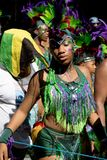 London, Vereinigtes Königreich - 27. August 2017 Notting- Hillkarneval 2008 Lizenzfreie Stockbilder