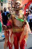 London, Vereinigtes Königreich - 27. August 2017 Notting- Hillkarneval 2008 stockfotografie