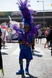 London, Vereinigtes Königreich - 27. August 2017 Notting- Hillkarneval 2008 Lizenzfreies Stockfoto