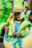 London, Vereinigtes Königreich - 27. August 2017 Notting- Hillkarneval 2008 Lizenzfreie Stockfotografie