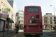 LONDON, VEREINIGTES KÖNIGREICH - 10. OKTOBER 2012: Lizenzfreie Stockbilder