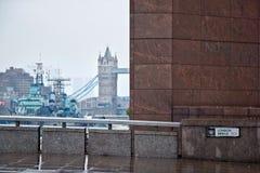 London, Vereinigtes Königreich - 7. Oktober 2006: Brücke b NO1 London lizenzfreies stockfoto