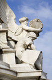 London -  Victoria monument Royalty Free Stock Images