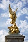 London -  Victoria monument Stock Photography