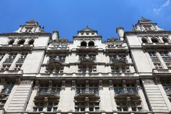 London Victorian architecture Royalty Free Stock Photography