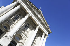 London victorian architecture tate britain Royalty Free Stock Photography