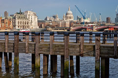 London View Royalty Free Stock Image
