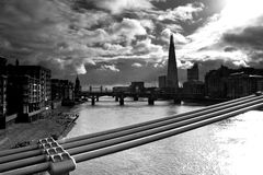London view Stock Photography