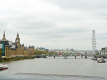 London views Royalty Free Stock Images