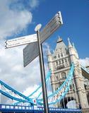 london visit Royaltyfri Foto