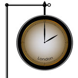London watches Stock Image