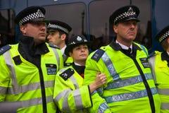 london wekslowy marsz zajmuje zapas Fotografia Stock