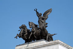 London Wellington Arch Royalty Free Stock Photos