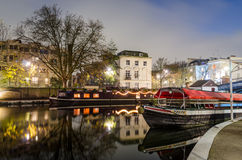 London, wenig Venedig Lizenzfreies Stockfoto