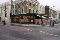 Street Art for London Carnival stock images