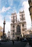 London, Westminster Abbey Royalty Free Stock Photography