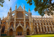 London Westminster Abbey St Margaret Church Royalty Free Stock Photography