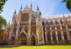 London Westminster Abbey St Margaret Church Royalty Free Stock Image