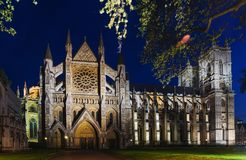 London Westminster Abbey St Margaret Church. royalty free stock photography