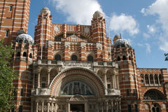 London, Westminster cathedral Royalty Free Stock Photography