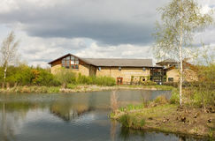 The London Wetland Centre Royalty Free Stock Photo
