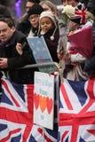 london wielkiej brytanii 9th Styczeń, 2018 Książe Harry i Meghan Markle wizyty Reprezent radio przy wystrzałem Brixton widzieć pr Obrazy Royalty Free