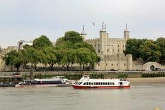 london wierza Fotografia Royalty Free