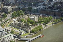 london wierza Zdjęcia Stock