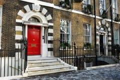 London-Wohnungen Lizenzfreie Stockfotos