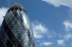 London-Wolkenkratzer Lizenzfreies Stockfoto