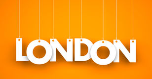 London word Stock Images
