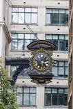 london zegarowa ulica Zdjęcie Stock