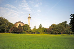 London-zentrale Moschee - 1 Lizenzfreie Stockfotografie
