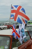 London zu Brighton Mini Run 2016 Stockbild