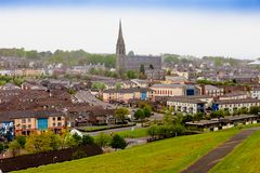 Londonderry. Royalty Free Stock Photography
