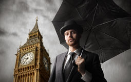 Londoner Stock Photography