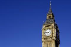 Londong R-U de grand ben Image stock