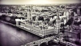Londons Charme Stockbild