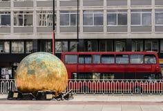 Londons Geschenk von den alten Göttern Lizenzfreies Stockfoto