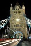 Londons Kontrollturm Stockfotografie