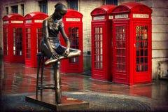 Londra Fotografie Stock
