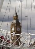 Londra Bigben Fotografie Stock